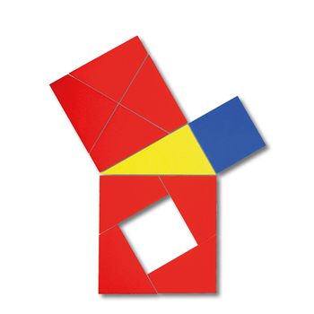 Pythagoras-Puzzle - ivo haas Lehrmittelversand & Verlag