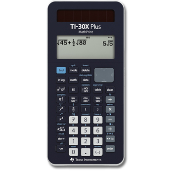 TI-30X Plus MathPrint