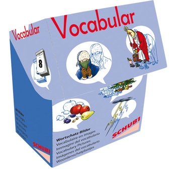 Vocabular Bilderboxen